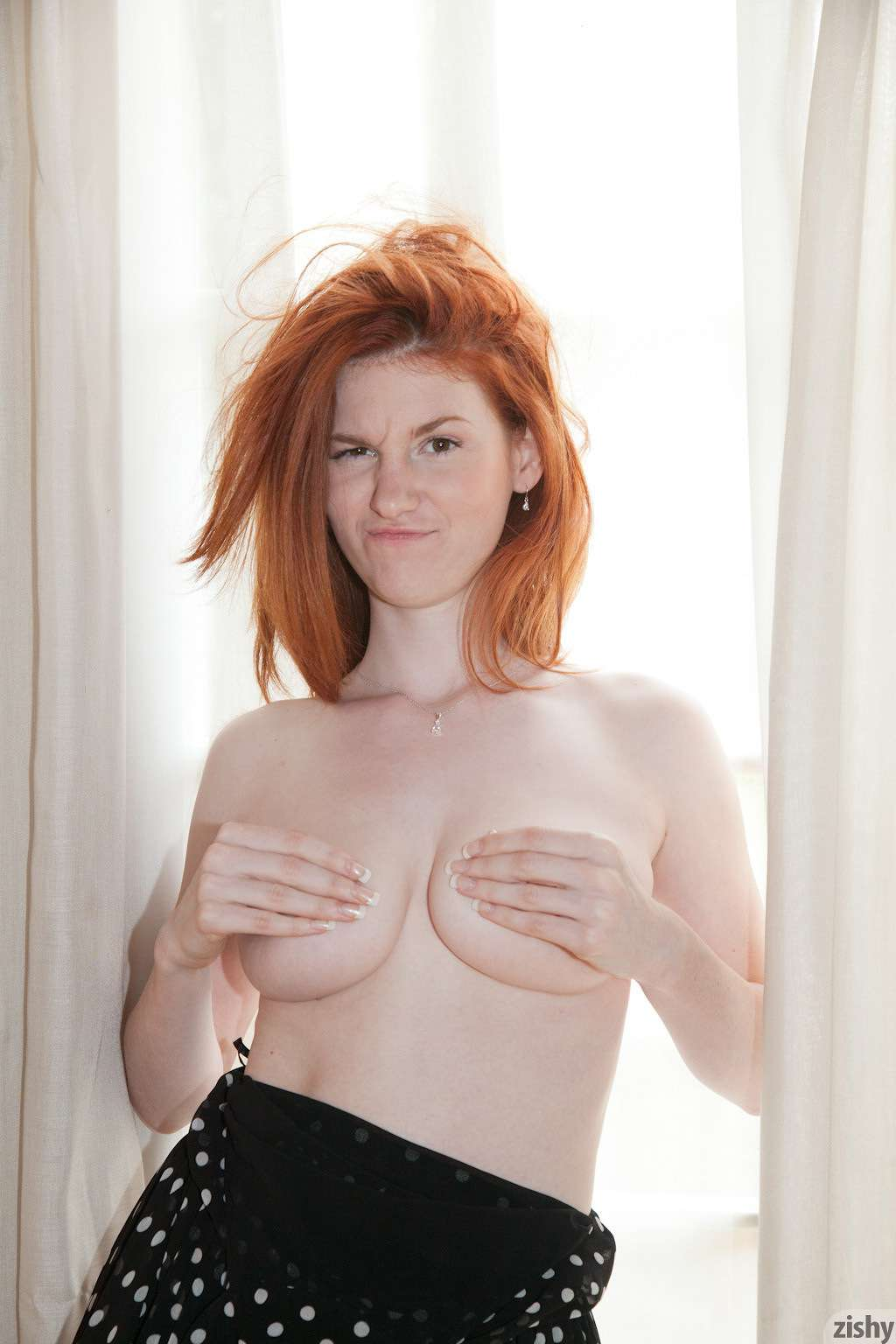 Emily archer black and ginger