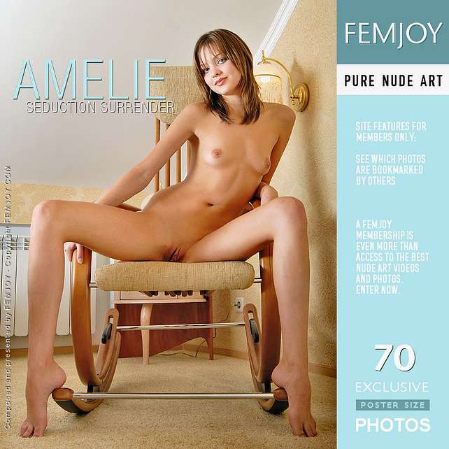 Amelie Seduction Surrender