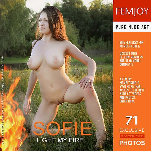 Sofie Light My Fire