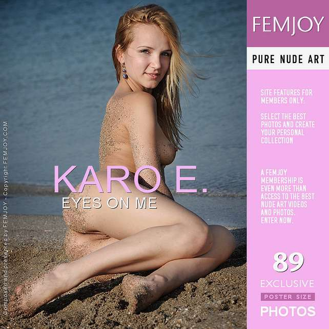 Karo E Eyes On Me