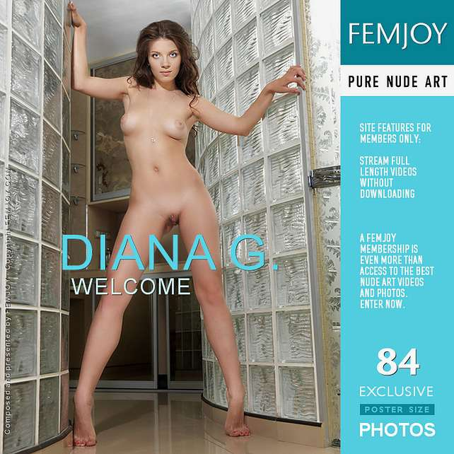 diana g welcome