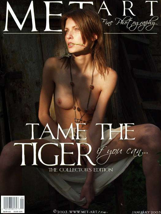 Girls Tame The Tiger If You Can