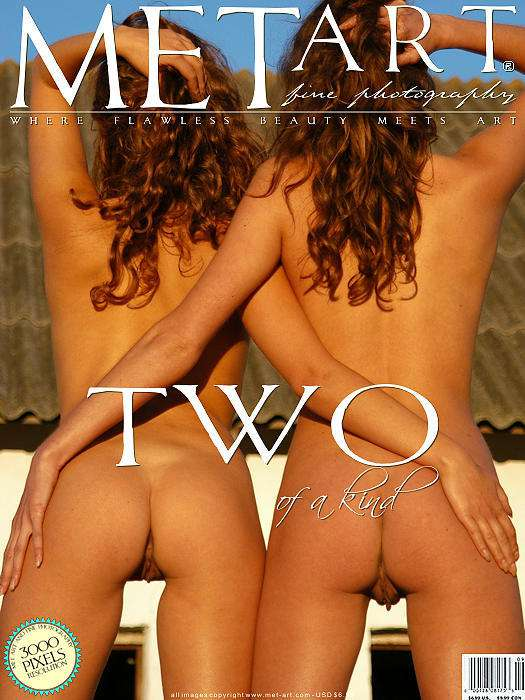 Met-Art Two of A Kind