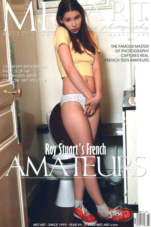 Met-Art Roy Stuart Real French Teen Amateurs