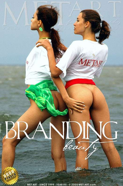 Met-Art Branding Beauty