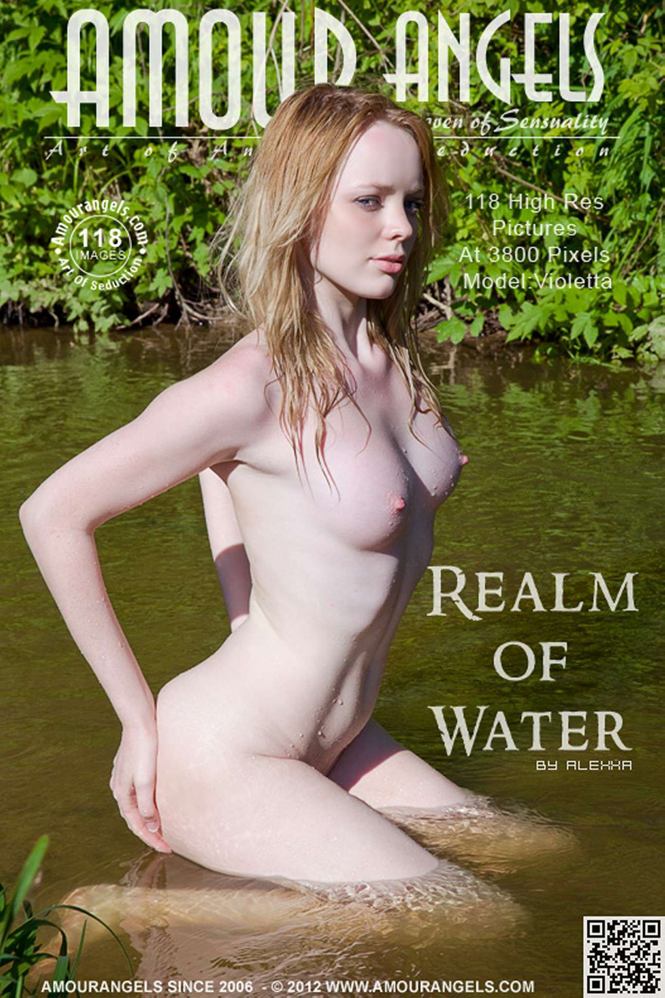 Violetta REALM OF WATER
