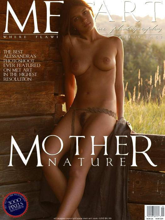 Alessandra D – Mother Nature