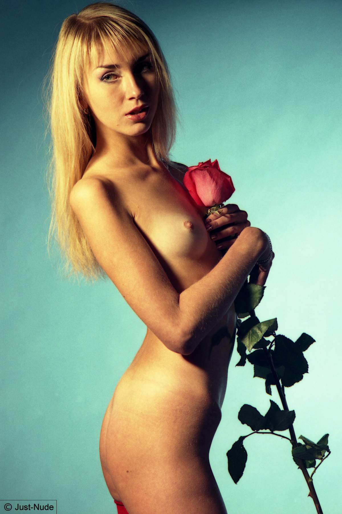 Tanya and the Rose