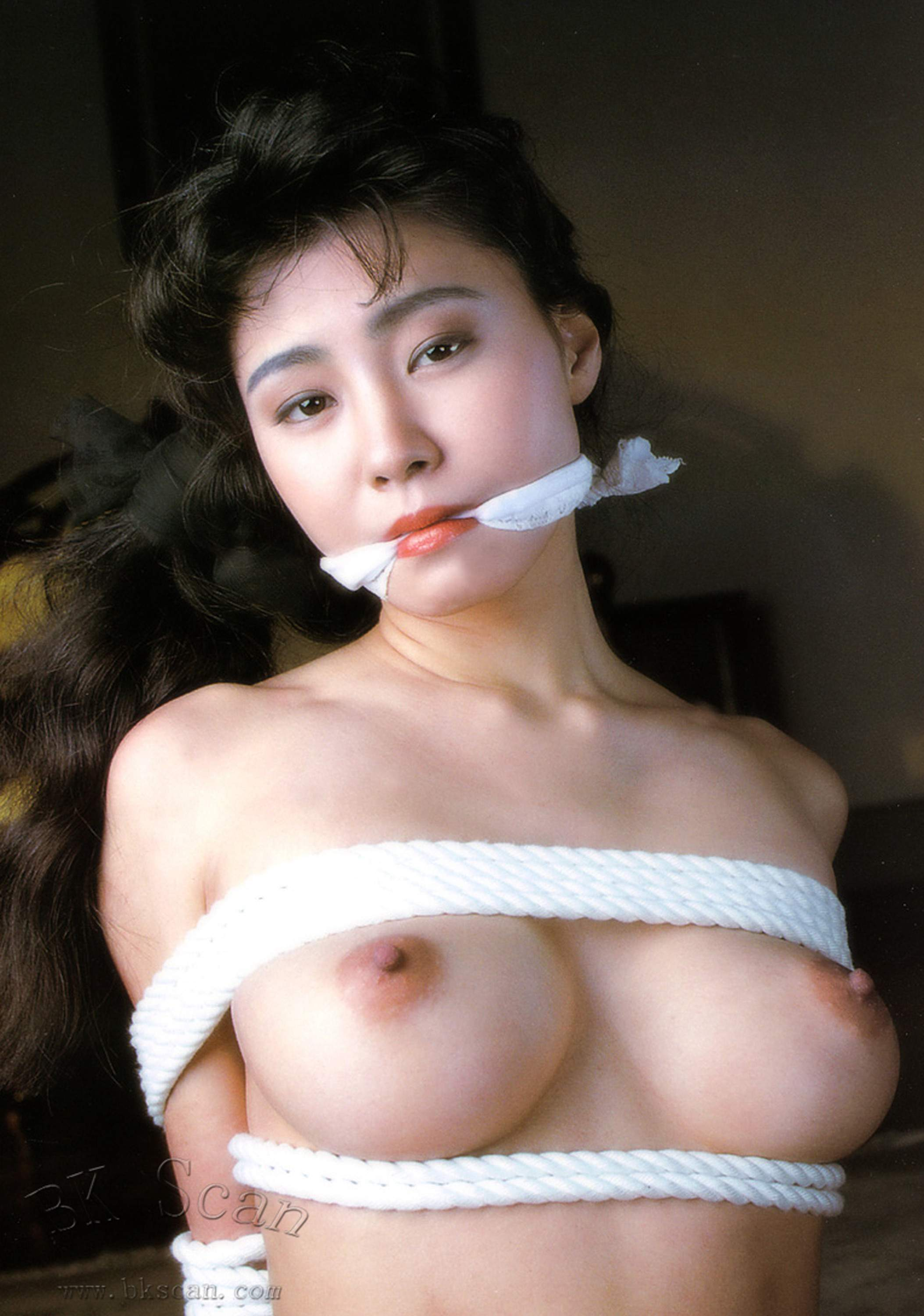 Japanese tied up