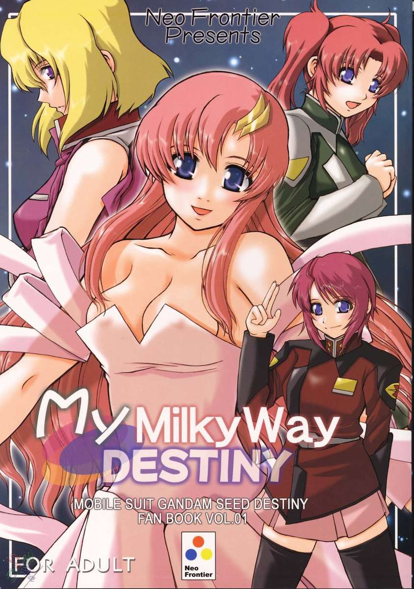 My Milky Way DESTINY